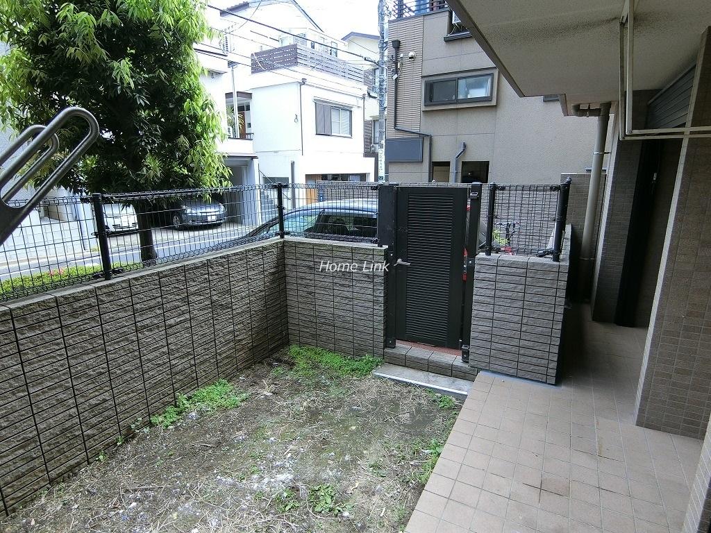 コスモ板橋志村プリオール1階 専用庭