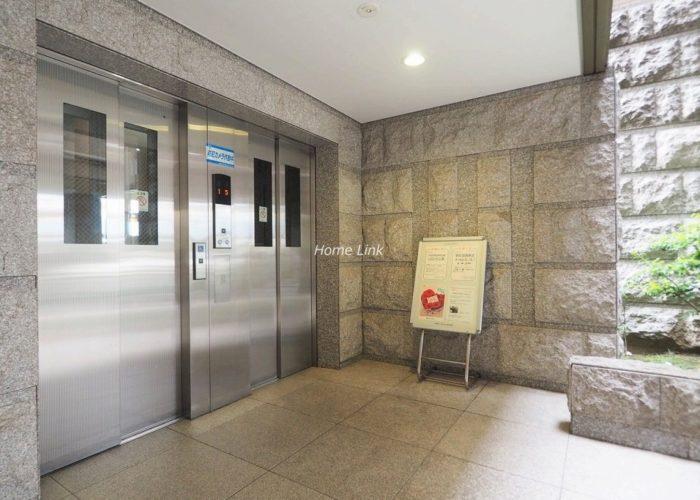 コスモ板橋志村プリオール エレベーター
