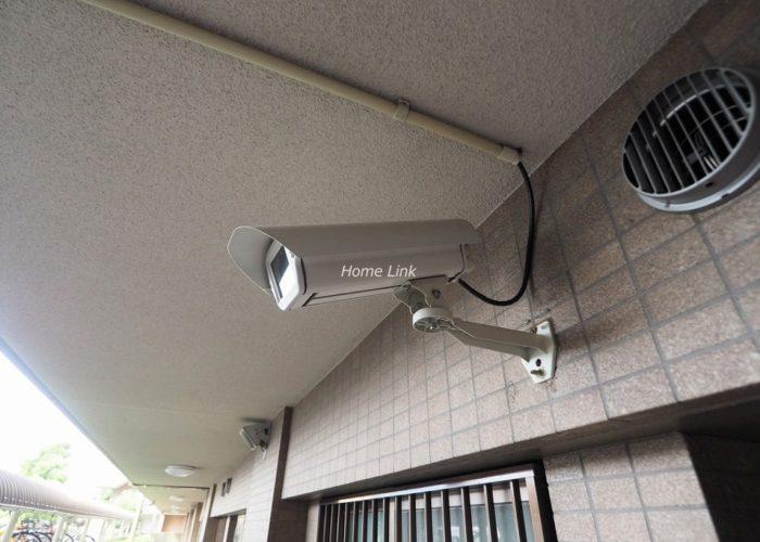 コスモ板橋志村プリオール 防犯カメラ