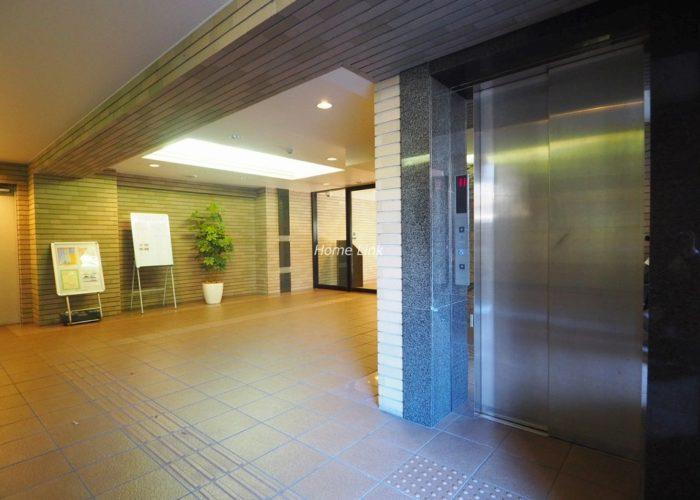 コスモ板橋本町シティフォルム エレベーター