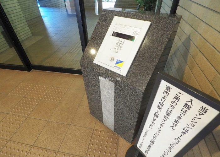 コスモ板橋本町シティフォルム オートロック