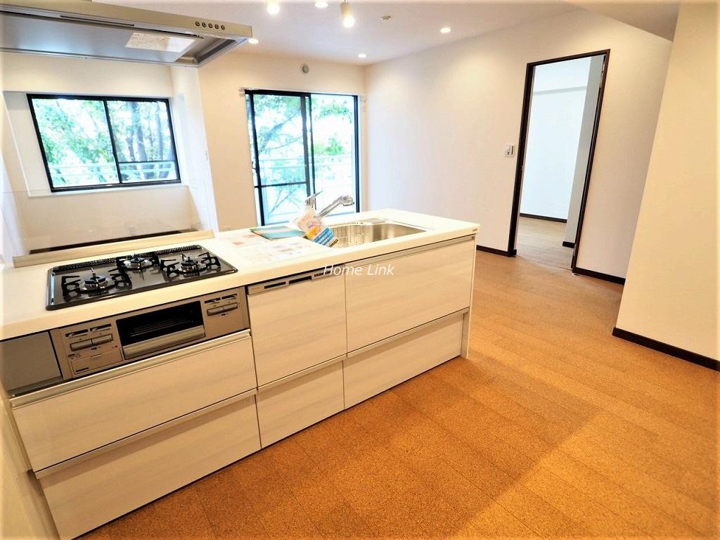 コートハウス城北中央公園3階 キッチン