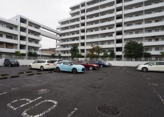 コートハウス城北中央公園 平置駐車場