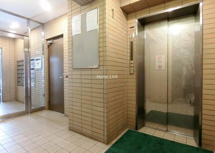 シャロン板橋 エレベーター