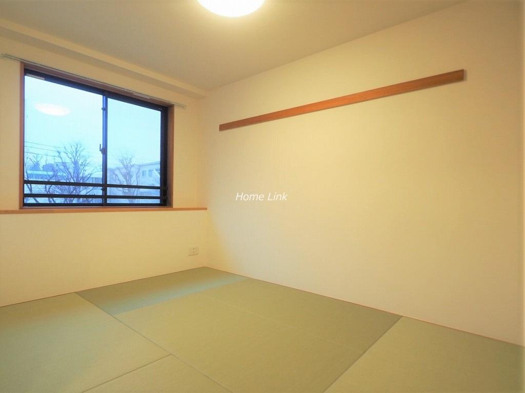 ジェイパーク板橋中台2階 ゴロゴロ寛げる和室
