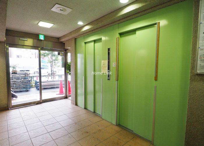 タカシマ志村マンション エレベーター