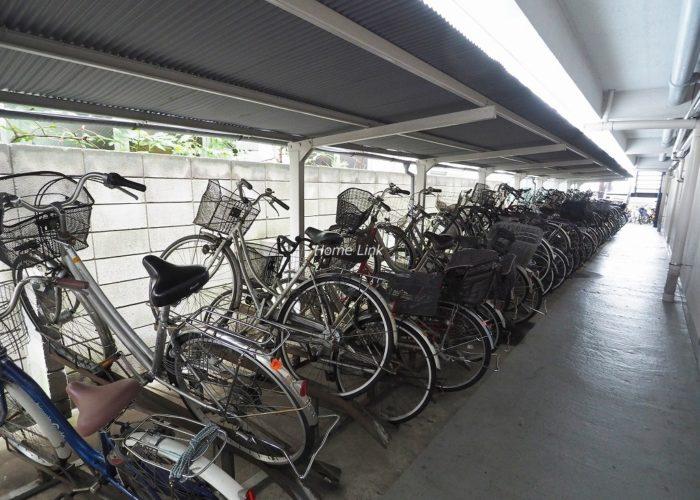 タカシマ志村マンション 駐輪場
