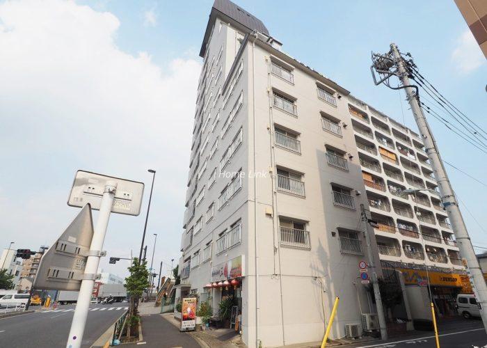 タカシマ志村マンション 外観