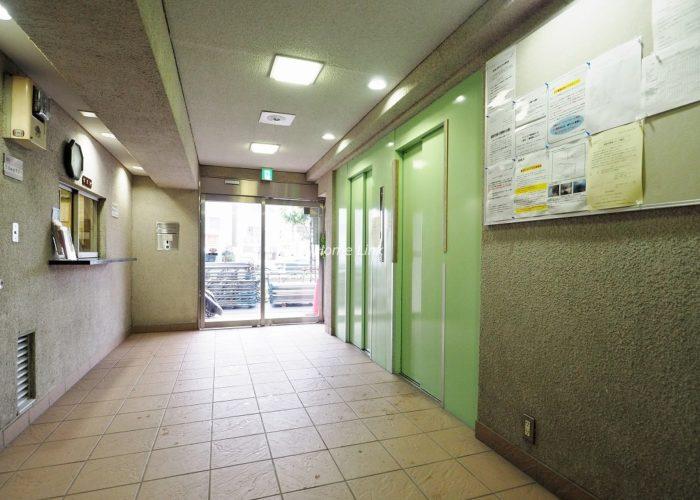 タカシマ志村マンション エントランス