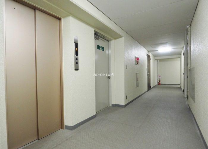 タック中台 共用部廊下