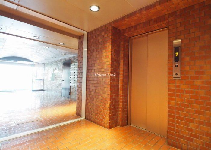 タック中台 エレベーター