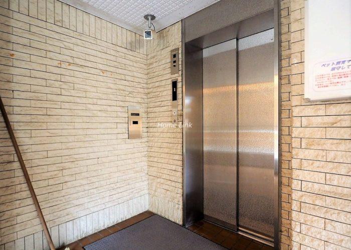 ダイアパレス城北中央公園 エレベーター