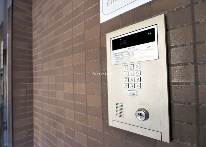 ナイスアーバン光が丘公園 モニタ付きオートロックシステム