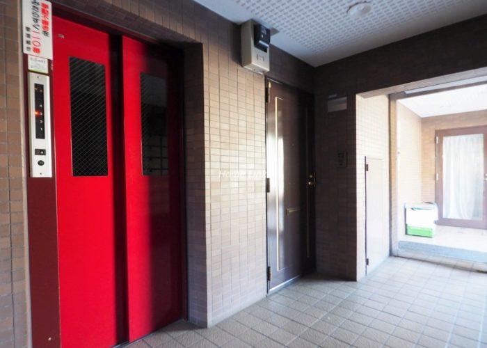 ナイスアーバン光が丘公園 エレベーター