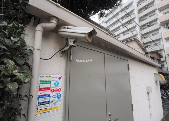 ニューライフ志村坂上 防犯カメラ