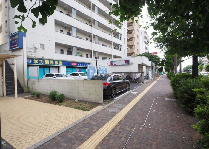 ニューライフ志村坂上 前面道路