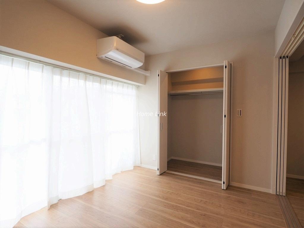ハイネス上板橋2階 洋室と繋げて大空間のリビングにも