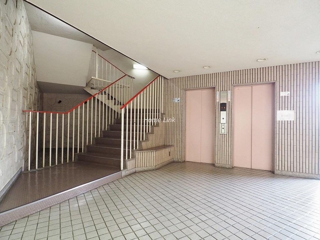 ハイネス上板橋 エレベーターホール