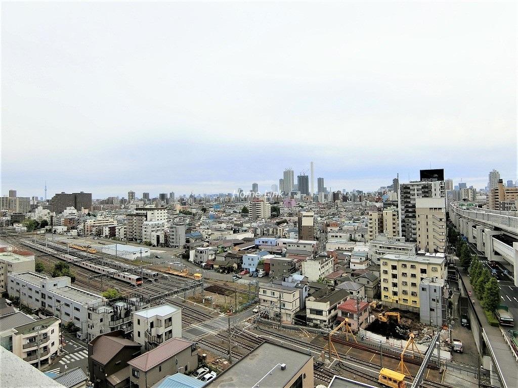 メインステージパーク大山13階 13階バルコニーから伸びやかな眺望