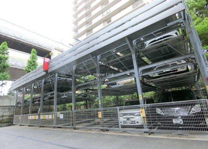 メインステージパーク大山 駐車場