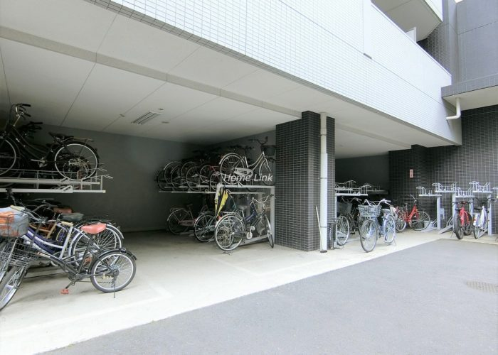 メインステージパーク大山 駐輪場