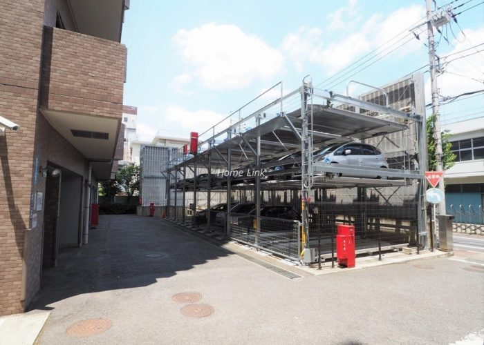 ライオンズプラザ本蓮沼 駐車場