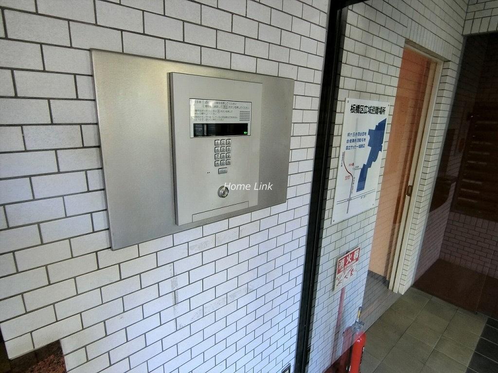 ライオンズマンション板橋大原8階 オートロック