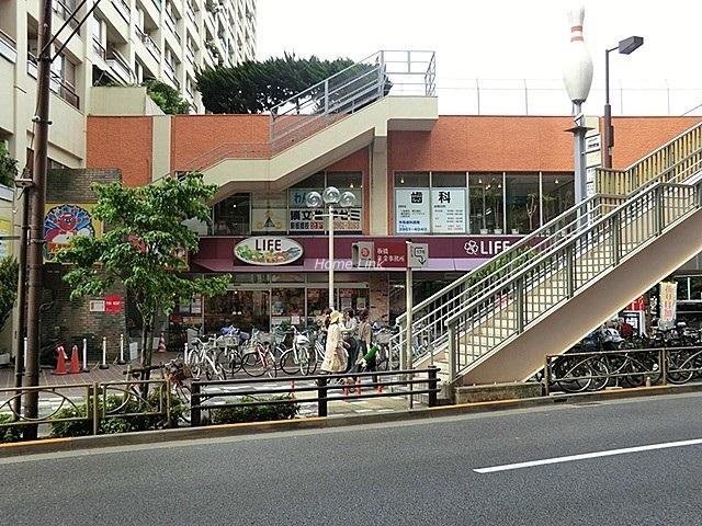 シティテラス加賀周辺環境 ライフ板橋店