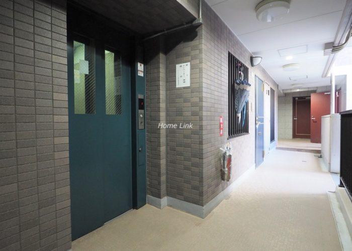 レーベンハイム赤塚公園 エレベーター