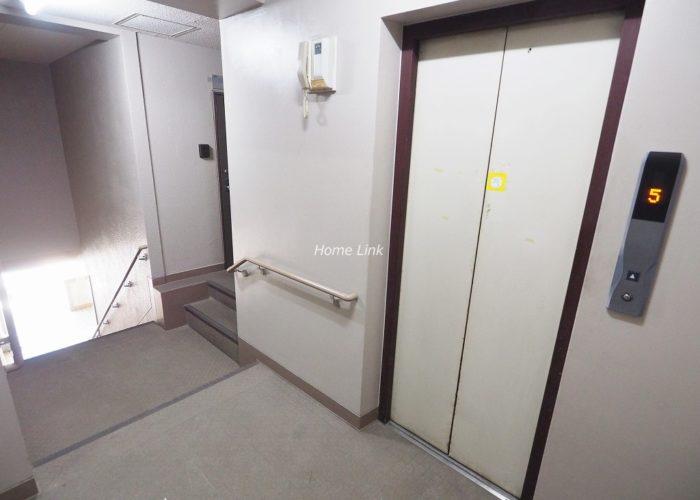 ヴィラ若木 エレベーター