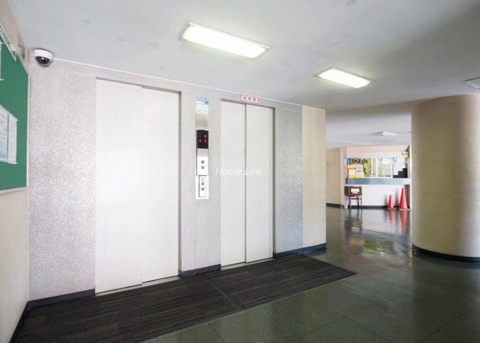上板橋ハウス エレベーター