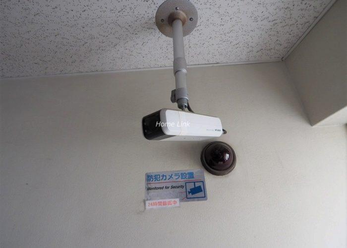上板橋ハウス 防犯カメラ