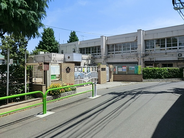サンライズ板橋本町周辺環境 加賀小学校