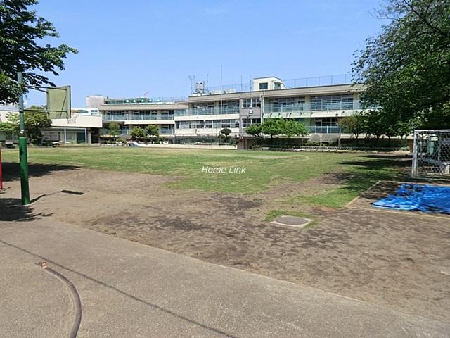 中板橋ローヤルコーポ周辺環境 弥生小学校