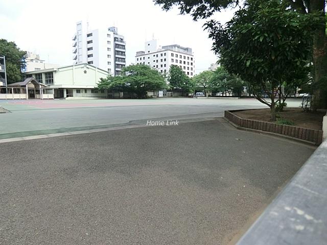 ライオンズマンション板橋大原周辺環境 志村第二小学校