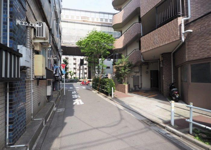 日神パレステージ板橋本町第5 前面道路