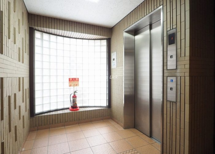 朝日クレスパリオ大山 エレベーター