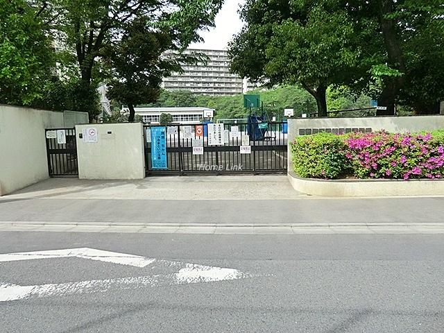ジェイパーク板橋中台周辺環境 緑小学校