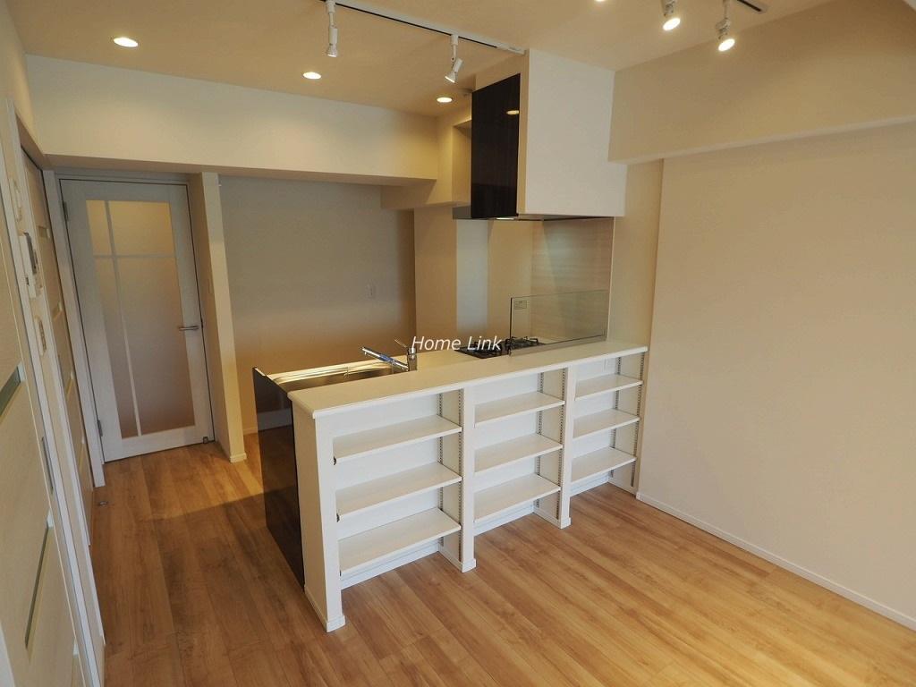 上板橋ハウス3階 対面キッチン