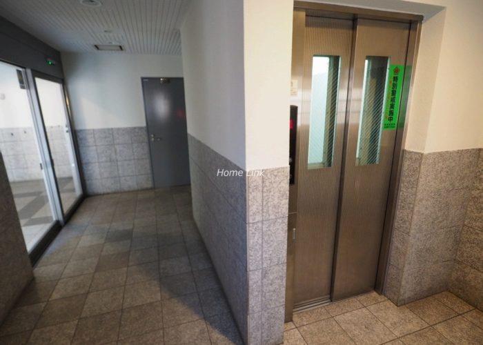 シーズスクエア板橋本町 エレベーター