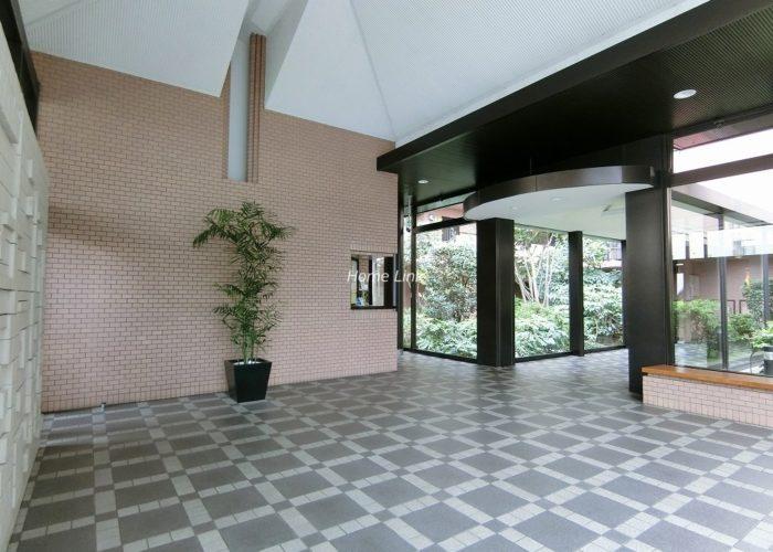 パシフィック小豆沢 エントランスホール