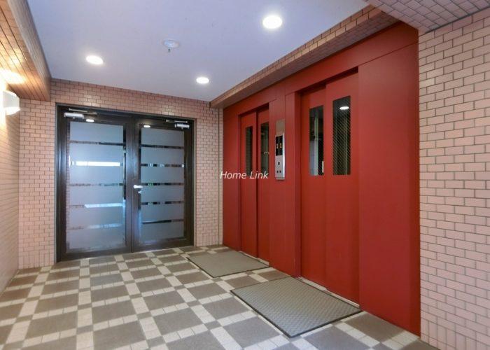 パシフィック小豆沢 エレベーター