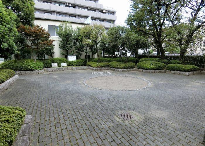 パシフィック小豆沢 マンション敷地内
