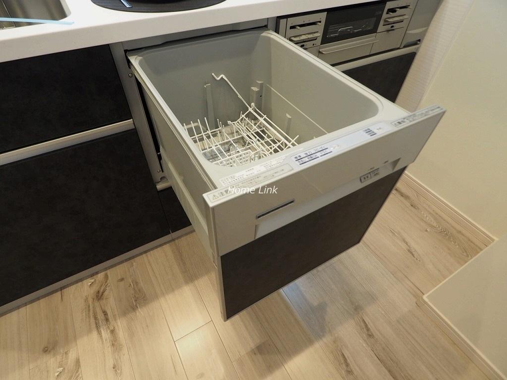 ライオンズマンション板橋赤塚3階 キッチン食器洗浄機付き