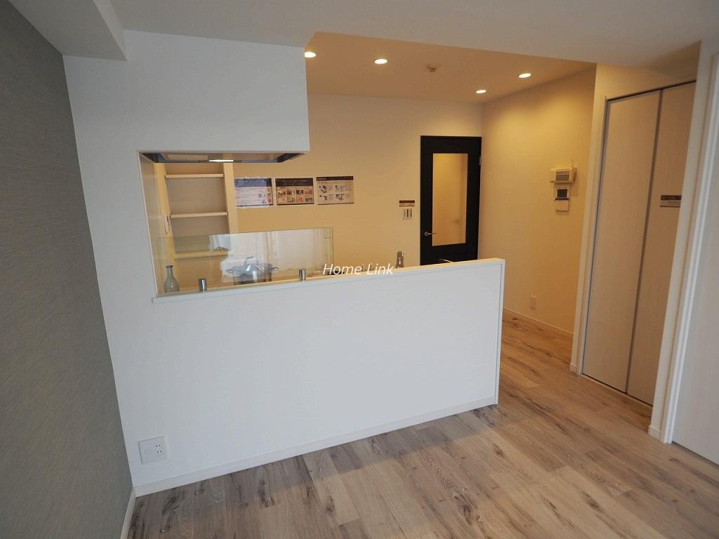 ライオンズマンション板橋赤塚3階 オープンキッチン