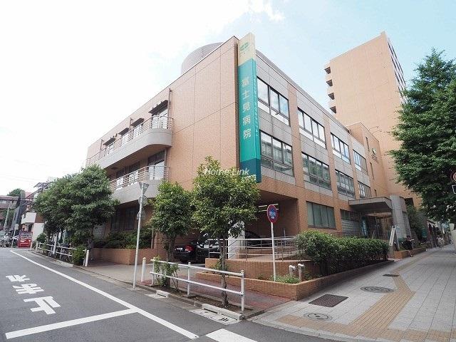 シーズスクエア板橋本町周辺環境 富士見病院