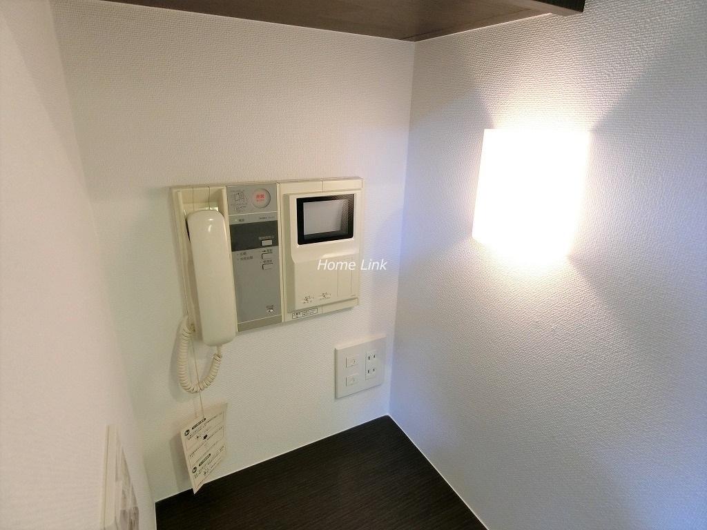 日神パレステージ東武練馬台 西館2階 モニター付きインターホン