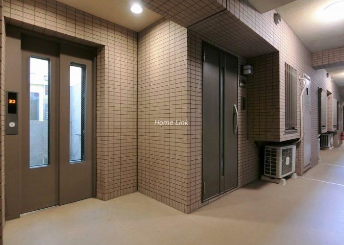 日神パレステージ東武練馬台 西館 エレベーターホール