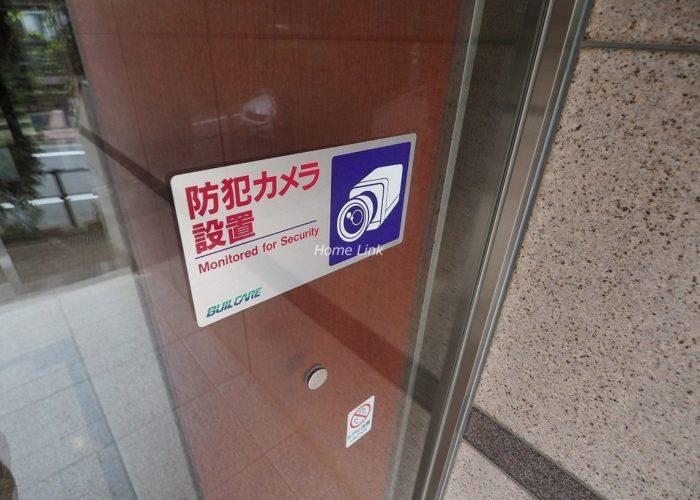 日神パレステージ東武練馬台 西館 セキュリティ