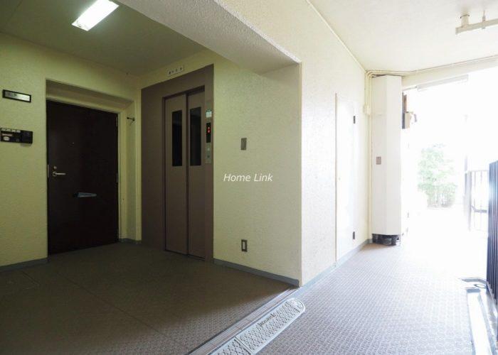 蓮根サンハイツ エレベーター